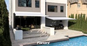 Tende a bracci Fanani: funzionalità ed estetica per ogni esigenza!